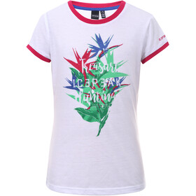 Icepeak Kamas T-Shirt Kinderen, optic white
